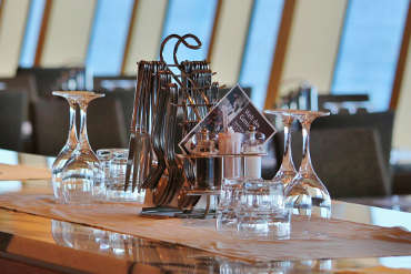 Gastronomie und Hotel